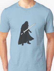 Jon Snow - Game of Thrones Silhouette T-Shirt