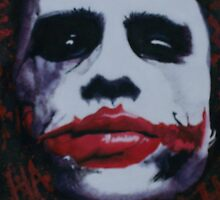 Joker by almightyman99