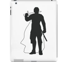 Jaime Lannister Kingslayer - Game of Thrones Silhouette iPad Case/Skin