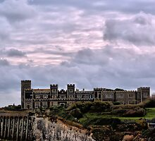 Kingsgate Castle by Catherine Hamilton-Veal  ©