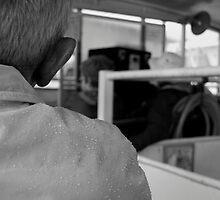 Rain on The Tourist by Philip  Rogan