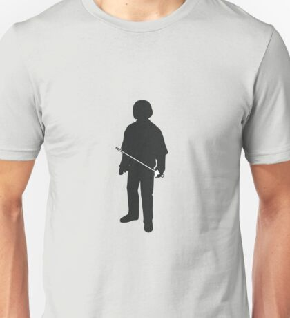 Arya Stark  - Game of Thrones Silhouette Unisex T-Shirt