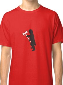 Tyrion Lannister Imp - Game of Thrones Silhouette Classic T-Shirt
