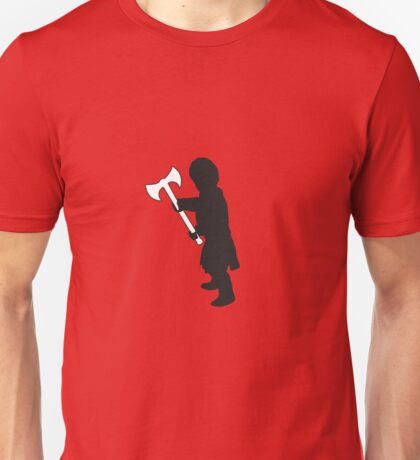Tyrion Lannister Imp - Game of Thrones Silhouette Unisex T-Shirt