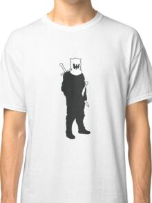 The Hound - Game of Thrones Silhouette Classic T-Shirt