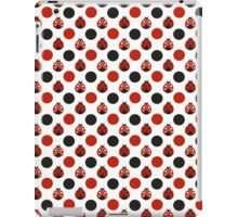Raining Ladybugs iPad Case/Skin