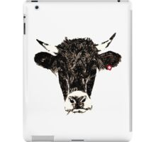 swiss-cow iPad Case/Skin