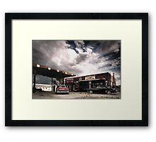 Route66 Framed Print