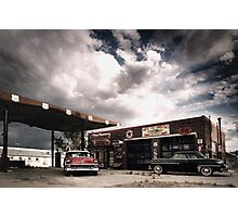 Route66 Photographic Print