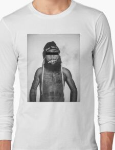 Zombie J Long Sleeve T-Shirt