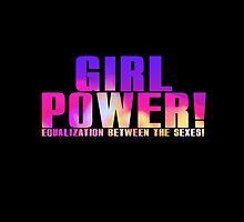SPICE GIRLS/EQUALIZATION (Black) by wonkyash