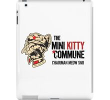 Great Leader of the Generation - Chairman Meow Senior iPad Case/Skin