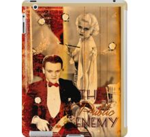 The Public Enemy and Jean Harlow iPad Case/Skin