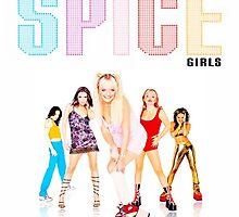 Spice Girls (3) by wonkyash