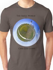 The Small World of Cape Cod Light Unisex T-Shirt