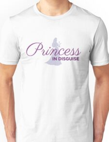 Princess In Disguise Unisex T-Shirt