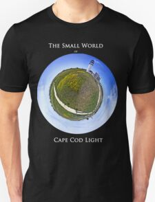 The Small World of Cape Cod Light T-Shirt