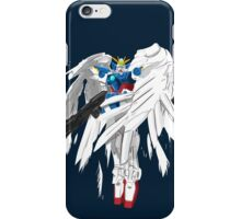 XXXG-00W0 WING GUNDAM ZERO (ENDLESS WALTZ) iPhone Case/Skin