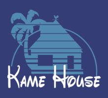 Kame House Fantasy by BuckRogers