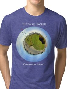 The Small World of Chatham Light Tri-blend T-Shirt