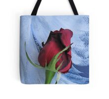 Not Just Another Red Rose Tote Bag