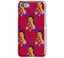 Flamenco Girl iPhone Case/Skin