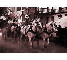 The Wagoneers Photographic Print