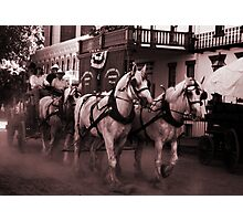 The Wagoneers Photographic Print