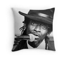 Leroy Young Throw Pillow