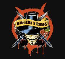 DAGGERS N´ ROSES Unisex T-Shirt