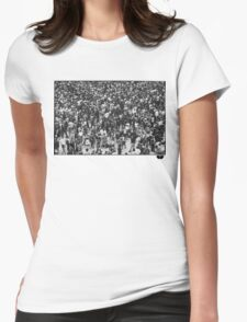 Concert People Womens Fitted T-Shirt