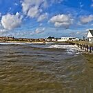Southwold from the Pier by Geoff Carpenter