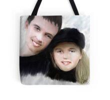 Jay and Kaylee 2 Tote Bag