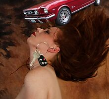 ❀◕‿◕❀U DROVE A MUSTANG THROUGH MY MIND LAST NIGHT❀◕‿◕❀  by ✿✿ Bonita ✿✿ ђєℓℓσ