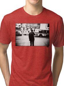Road Cross Tri-blend T-Shirt