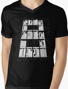 TARS Dimension Mens V-Neck T-Shirt