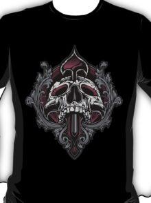 Spades Skull T-Shirt