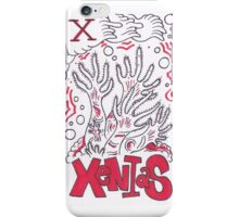X is for Xenias iPhone Case/Skin