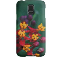 The World of Tiny Flowers Samsung Galaxy Case/Skin