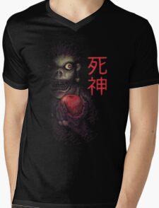 Shinigami Mens V-Neck T-Shirt