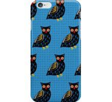 Folksy Owl iPhone Case/Skin