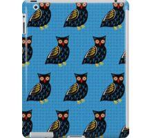Folksy Owl iPad Case/Skin