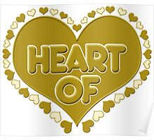 Heart Of Gold Poster