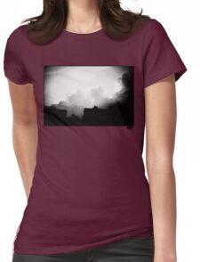 sky Womens Fitted T-Shirt