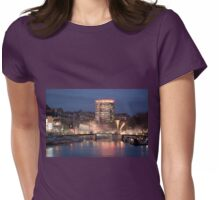 Bristol Harbourside Womens Fitted T-Shirt