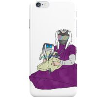 shocking good doll iPhone Case/Skin