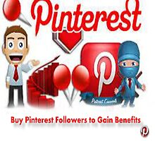 Tips to Find Buy Real Pinterest Followers Service by AlbertLee
