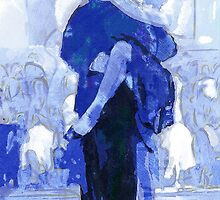 Blue Tango - the best fun you can have standing up! by Ian Bertram