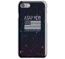 ASAP MOB - UNIVERS iPhone Case/Skin