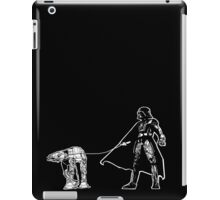 Darth Vader Walking ATAT iPad Case/Skin
